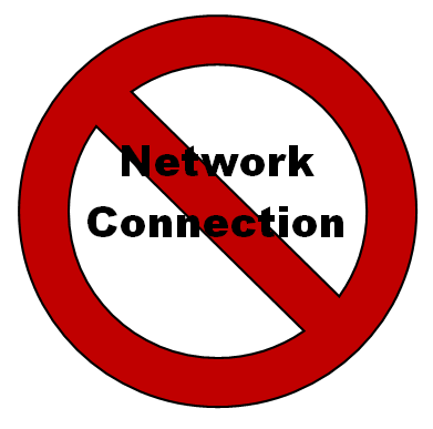 how to connect computer on network